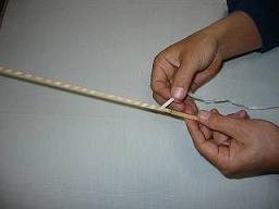 角凧製作工程1